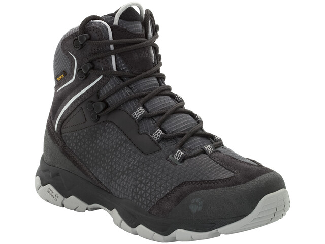 Jack Wolfskin Rock Hunter Texapore Scarpe Donna, phantom